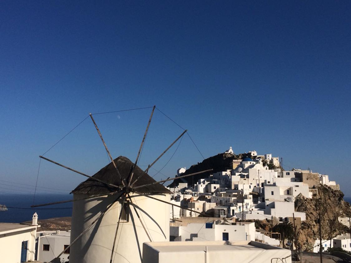 top greeek islands