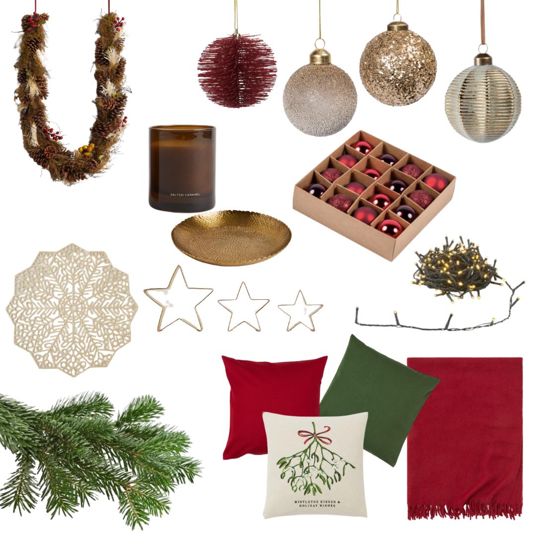 decorare Natale